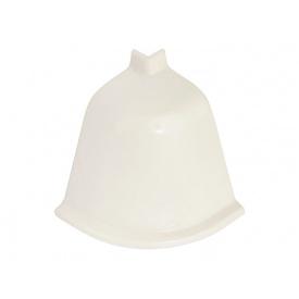 Угол к плинтусу Rehau 118 90* 11509 Белый-внешний