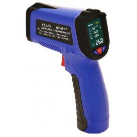 Пірометр - термогігрометр з термопарой FLUS IR-817 (-50...550°C)