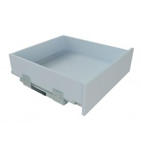 Выдвижной ящик с отталкивателем GIFF PRIME FlatBox мм 450 мм 116 белый
