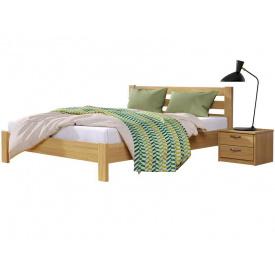 Ліжко Рената Люкс 160х190 з масива бука