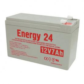 Аккумуляторная батарея Energy-24 12-7
