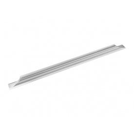 Ручка профильная Virno Lines 408/320 никель браш
