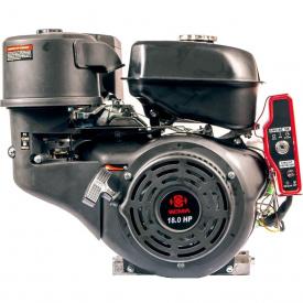 Бензиновый двигатель Weima WM192FE-S (18л.с. под шпонку)