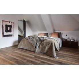 Вініловий підлогу Berry Alloc Style 60001367 Cracked Dark Brown