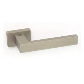 Дверная ручка TUPAI SQUART 2275RT Матовый никель