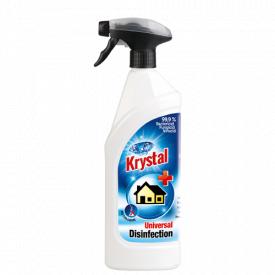 Универсальная дезинфекция KRYSTAL -750 мл