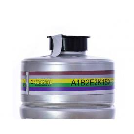 Фильтр от угарного газа A1В2Е2К1SX(CO)P3 комбинированный