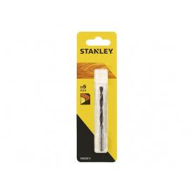 Сверло по дереву STANLEY 5 мм STA52011-QZ