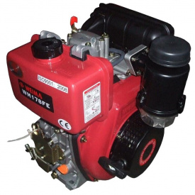 Двигатель WEIMA WM186FBE для мотоблока WM1100