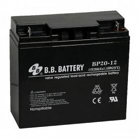 Аккумулятор B.B. Battery BP20-12/B1