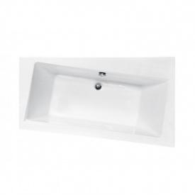 Ванна акриловая BESCO INFINITI 150х90 правая (соло) без ножек