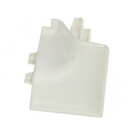 Угол к плинтусу Rehau 118 90* 91115 Белый-внутренний