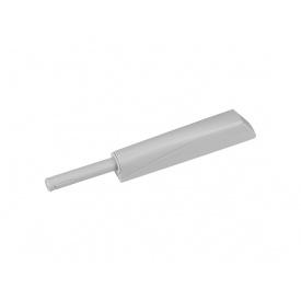 Толкатель врезной с магнитом и ответной планкой GIFF PRIME Pusher-FT серый