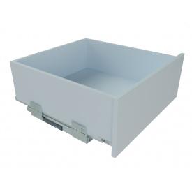 Выдвижной ящик с отталкивателем GIFF PRIME FlatBox мм 450 мм 167 белый