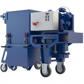 Промышленный пылесос Blastrac BDC-854 DCS