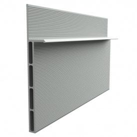 Алюминиевый плинтус скрытого монтажа Secret Doors