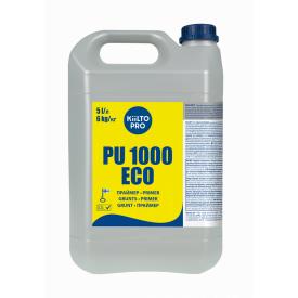 Грунтівка однокомпонентна поліуретанова Kiilto PU 1000 ECO + розчинник Thinner 7, 5 л+1л