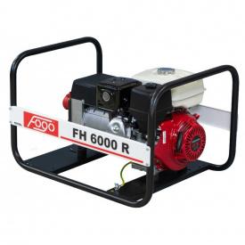 Бензиновый генератор FOGO FH 6000 R