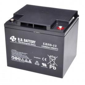 Аккумуляторная батарея B.B. Battery EB50-12