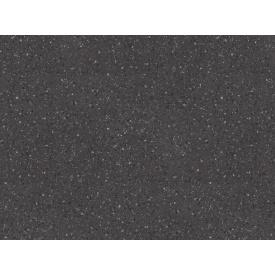 Столешница из ДСП Egger F117 ST76 R3 Камень Вентура черный 4100x600x38