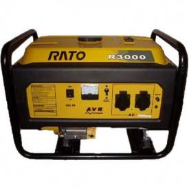 Газ-бензиновый генератор Rato R3000-3L