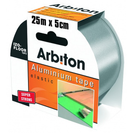 Скотч Arbiton Alu tape 25 0,05 мм