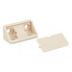 Куточок меблевий подвійний пластиковий GIFF клен