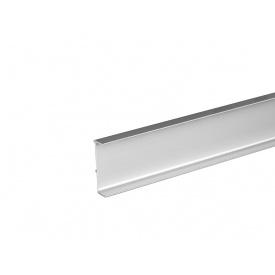 Профиль Gola L-образный универсальный Volpato Clap`n`FIT мм 4200 алюминий 80/G38