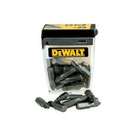 Набор бит DeWALT Pz2 мм 25 мм 25 ед. DT71521