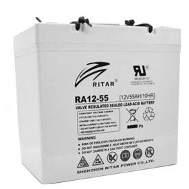 Аккумуляторная батарея Ritar AGM RA12-55
