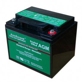 Свинцово-кислотная аккумуляторная батарея EverExceed ST-1240