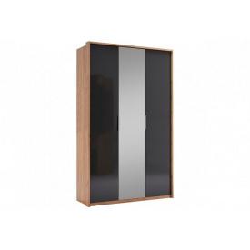 Шкаф Luna трехдверный с зеркалом