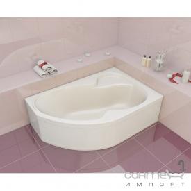 Асиметрична ванна Artel Plast Флорія правобічна