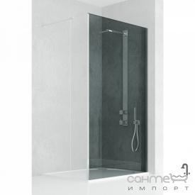 Передня стінка душової кабіни New Trendy New Modus 90 EXK-0017 прозоре
