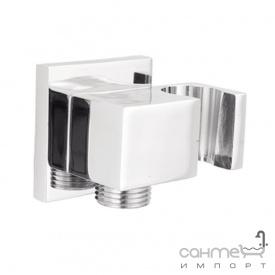 Подсоединение для душевого шланга с держателем Deante Cascada NAC 053K
