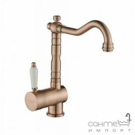 Змішувач для кухні AquaSanita Hera 2473-311 brass