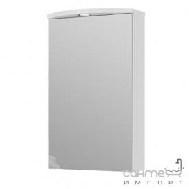 Зеркальный шкаф Ювента Славута СлШНЗ1-45 белый
