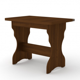 Стол кухонный Компанит КС 3 Орех Экко