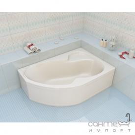 Асиметрична ванна Artel Plast Валерія правобічна