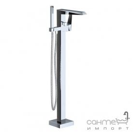 Напольный смеситель для ванны Ravak FM 081.00 с лейкой