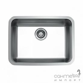 Кухонна мийка Ukinox D 556-9 н / с