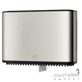 Диспенсер для туалетного паперу Tork Image Desing 460006 нержавіюча сталь