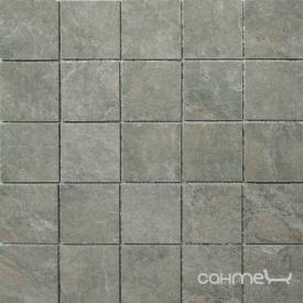 Мозаїка 30х30 Grespania Icaria Dedalo Antracita антрацит під натуральний камінь