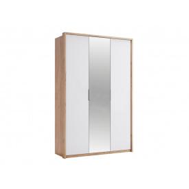 Шафа Асті трьохдверний з дзеркалом
