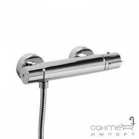 Смеситель для душа термостатический без душевого комплекта Tres Flat-Tres 204.196.01 Хром