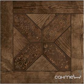 Плитка керамическая напольная ABSOLUT KERAMIKA Carcassone Nogal