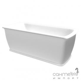 Отдельностоящая ванна з литого каменю Balteco Epoque 170 біла