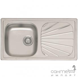 Кухонна мийка, виразний стандартний монтаж Reginoх Beta 10 A Нержавіюча Сталь