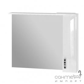 Зеркальный шкаф Ювента Trento TrnMC-100 правый белый