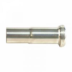 Соединитель для удлинителя VIEGA 1,1/4x32 мм (латун хром с фланцем и прокладкой)